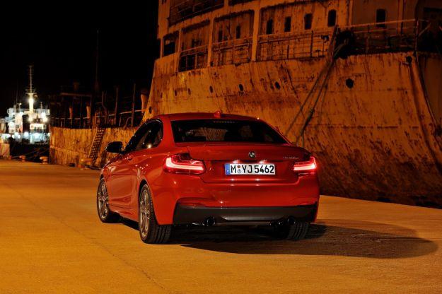 Posteriore BMW Serie 2