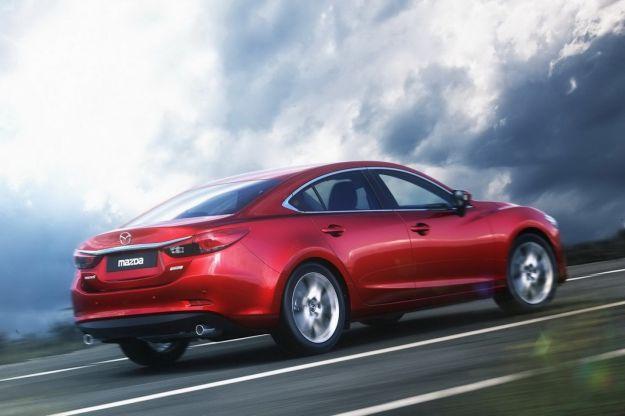Posteriore Mazda 6