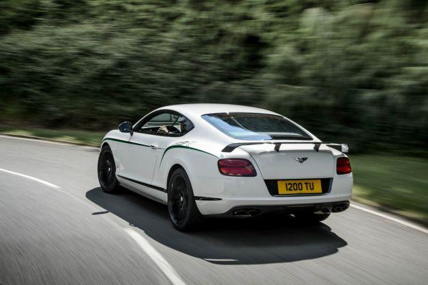 Posteriore della Bentley Continental GT3 R
