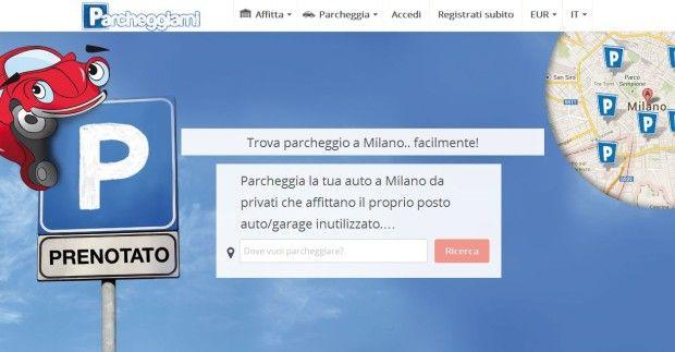 Prenotare parcheggio online