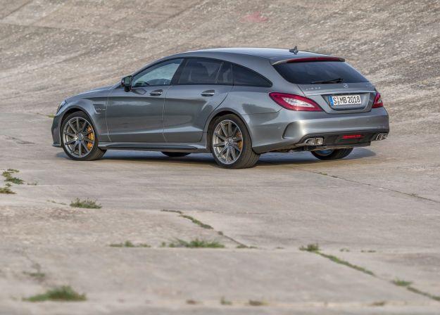 Prezzi Mercedes CLS Shooting Brake