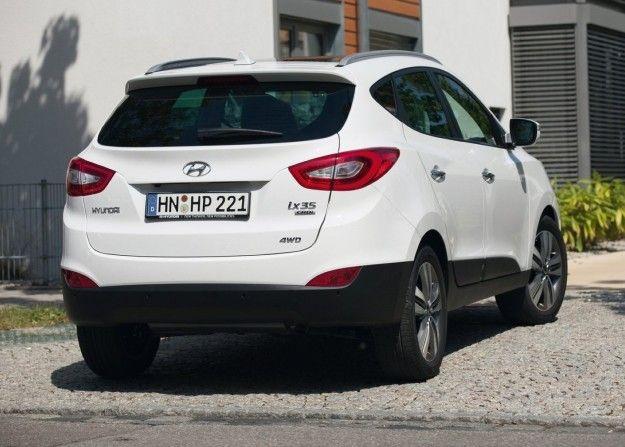 Prova su strada Hyundai ix35