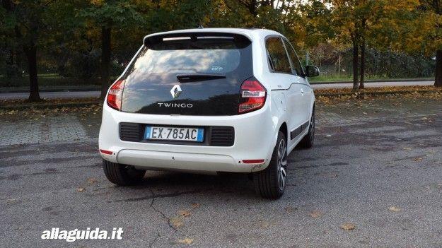 Prova su strada Nuova Renault Twingo