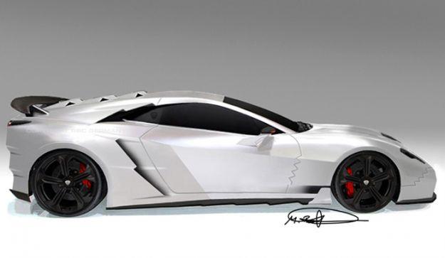RSC (Rotary Super Cars) Predator GT RSR