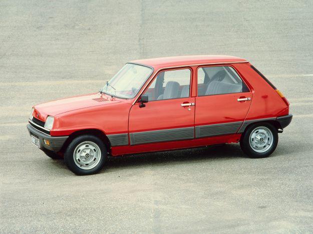Renault 5 GTL 5 porte