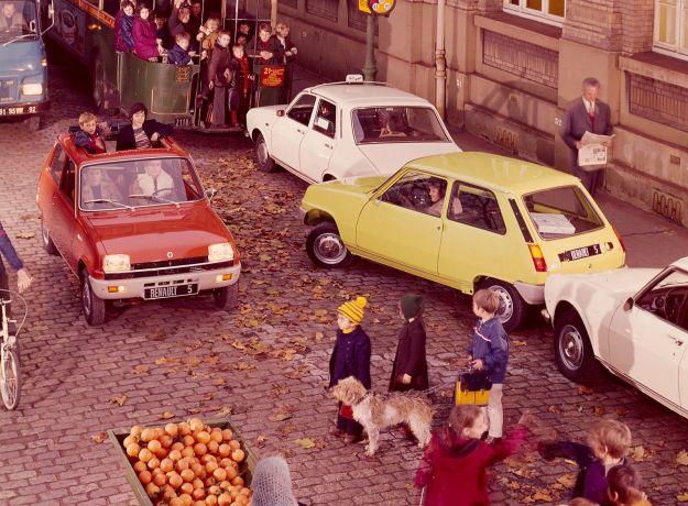 Renault 5 Viste varie
