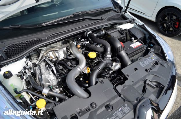 Renault Clio RS Monaco gp, motore