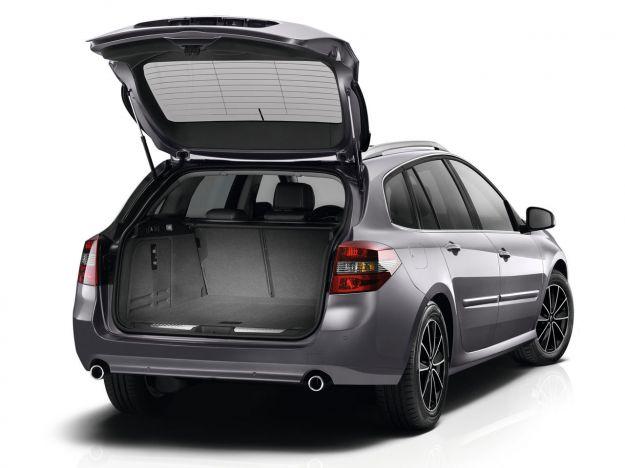 Renault Laguna Sportour capacita di carico