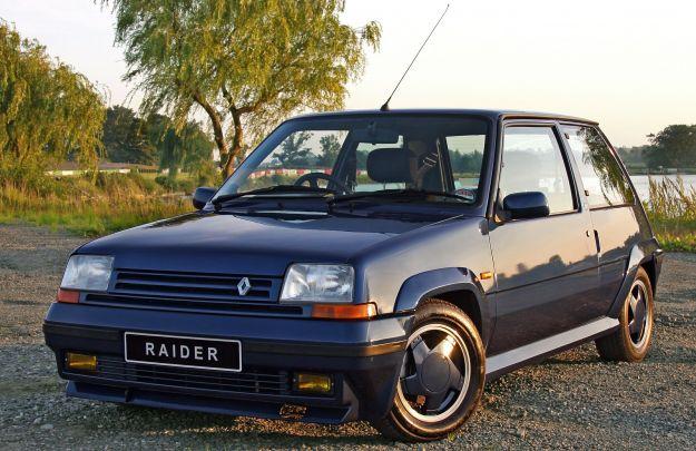Renault_5_GT_Turbo_Raider