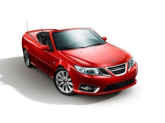 Render nuova Saab