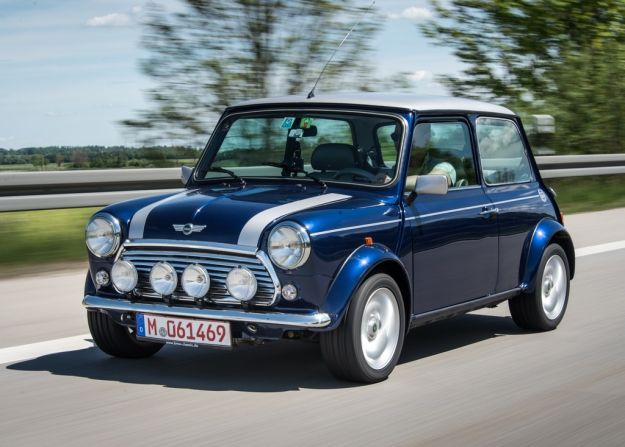 Rover Mini Cooper S Final Edition