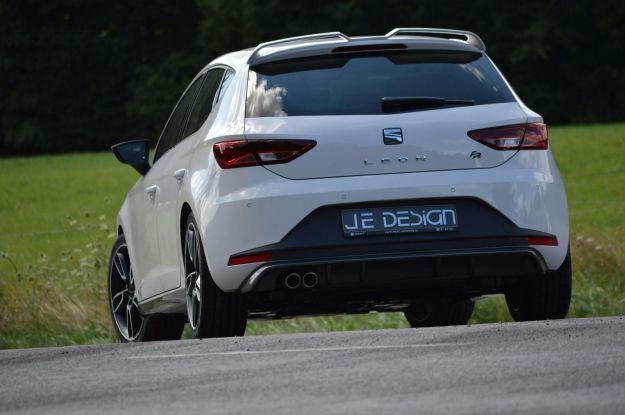 Seat Leon FR tuning JE Design, diffusore