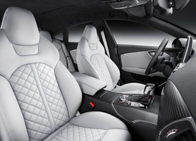 Sedili in pelle Audi S7 Sportback 2015