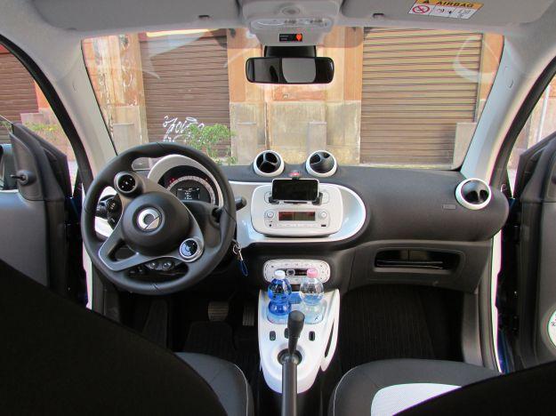 Smart ForTwo Twinamic interni