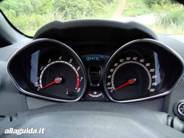 Strumentazione Ford Fiesta ST 2013