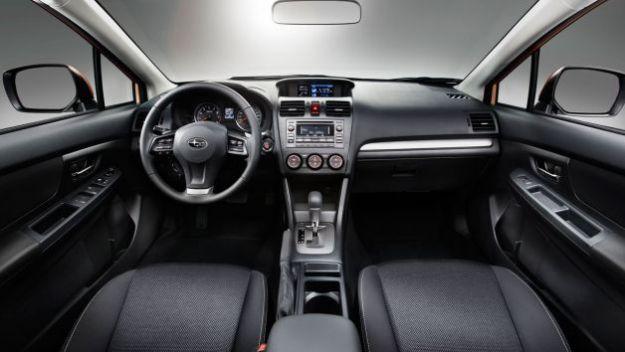 Subaru XV interni