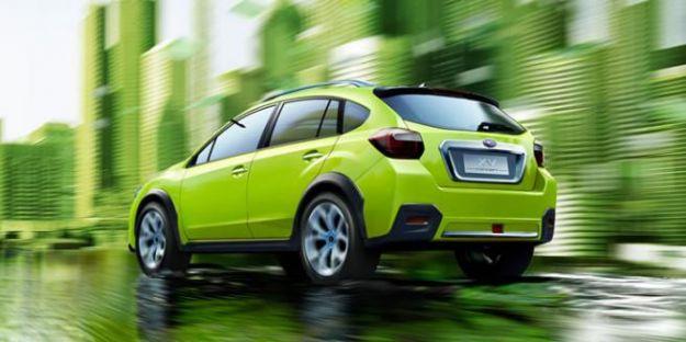 Subaru xv prezzi