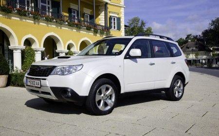 Subaru forester 2 5 2010