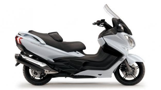 Suzuki Burgman 650 2013