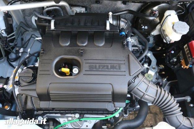 Suzuki Celerio Motore