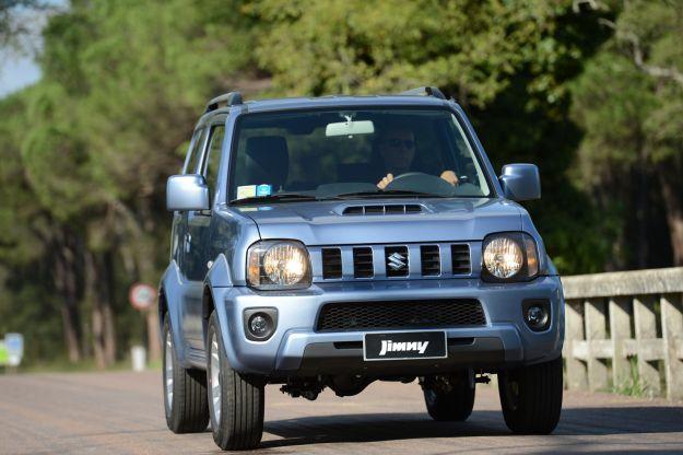 Suzuki Jimny 2013 Evolution