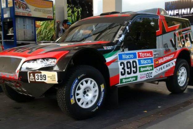 Titano Dakar 2015