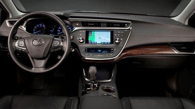 Toyota Avalon 8