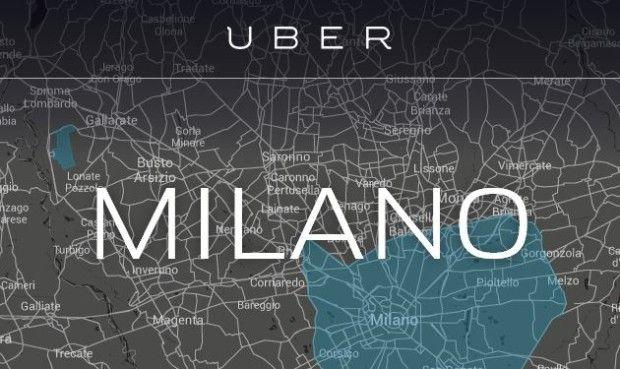 Uber Milano Taxi