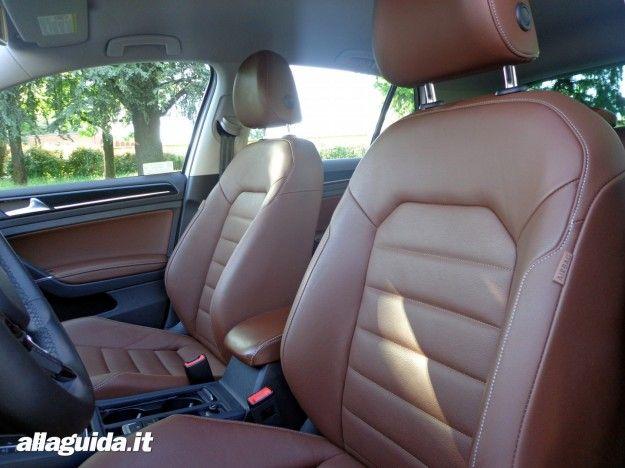 VOlkswagen Golf 7 interni