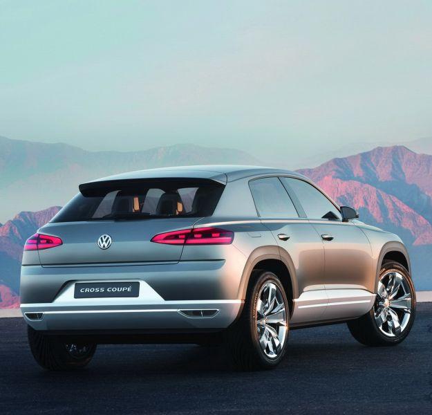 Volkswagen Cross Coupé, coda