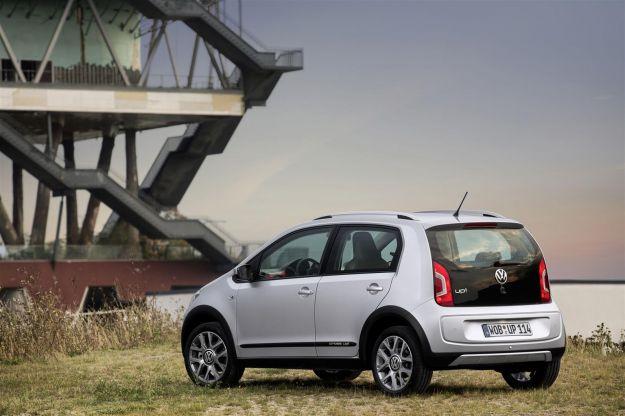 Volkswagen Cross up!, dotazioni di serie