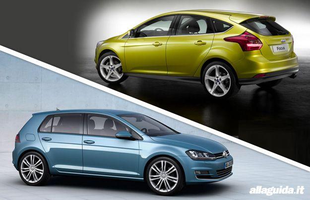 Volkswagen Gol 7 vs Ford Focus, confronto auto