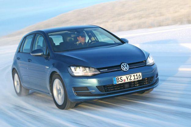 Volkswagen Golf 7 2013 BlueMotion