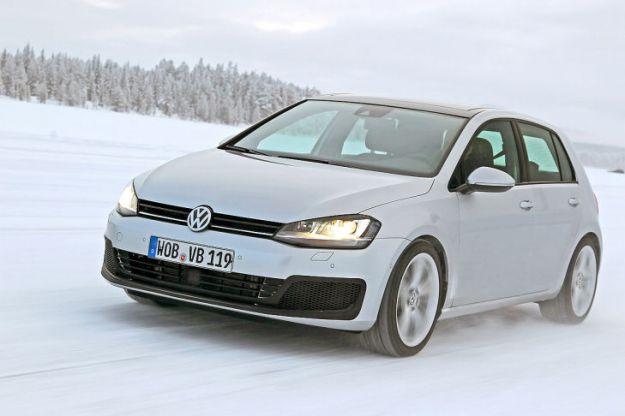 Volkswagen Golf 7 R 2013