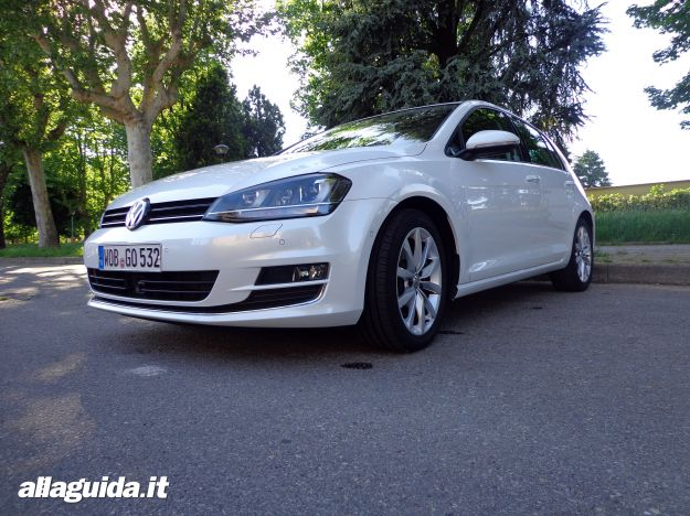Volkswagen Golf 7 design