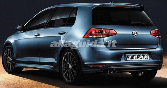 Volkswagen Golf 7 pacchetto sportivo