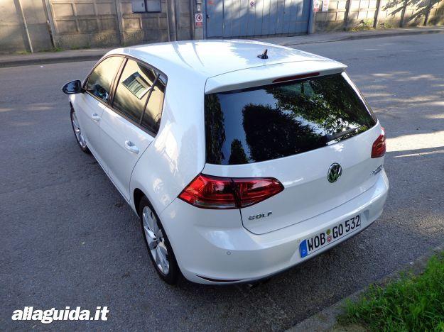 Volkswagen Golf 7 prezzo