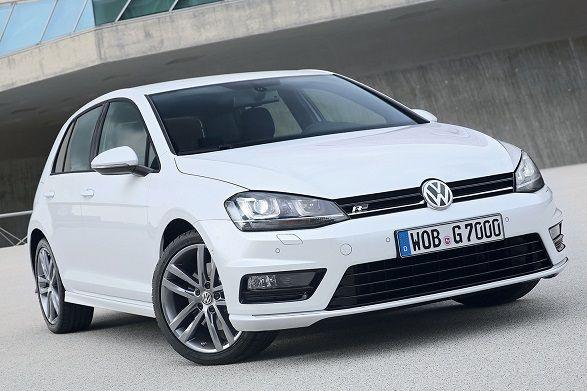 Volkswagen Golf R Line