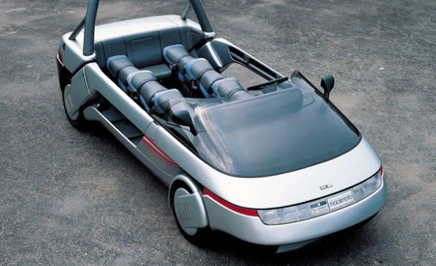 Volkswagen Machimoto Concept by Italdesign
