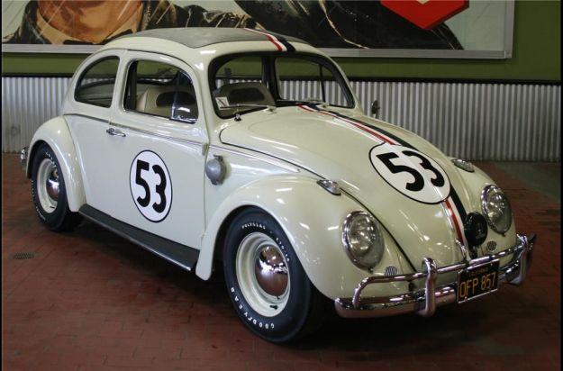 Volkswagen Maggiolino Herbie