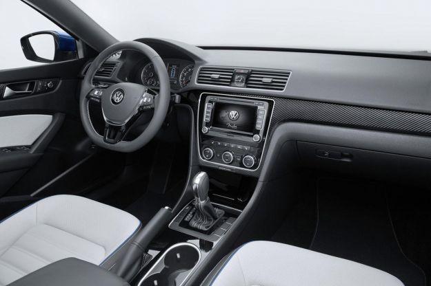 Volkswagen Passat BlueMotion Concept 2014 interni