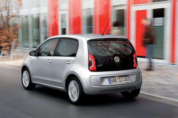 Volkswagen Up! cambio automatico ASG posteriore