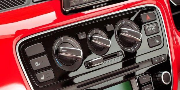 Climatizzatore-Volkswagen Up!