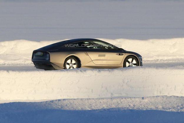 Volkswagen XL1, coda