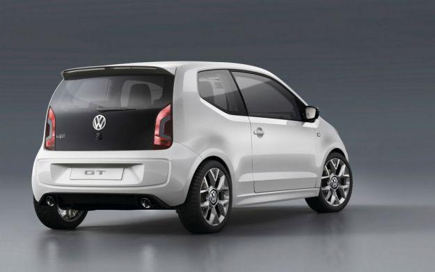 Volkswagen up! GT, posteriore
