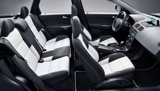 Volvo C30 interni