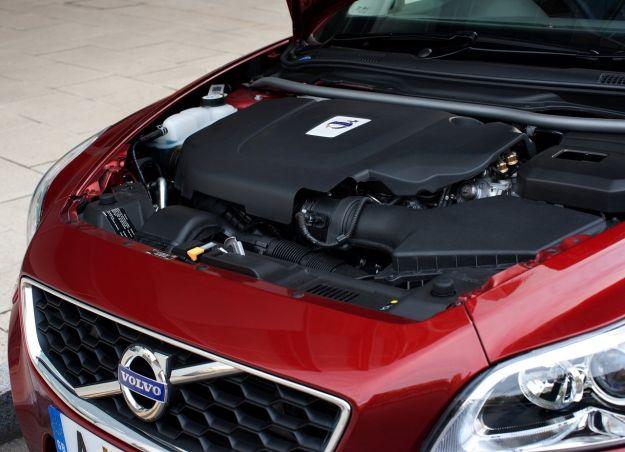 Volvo C30 motore