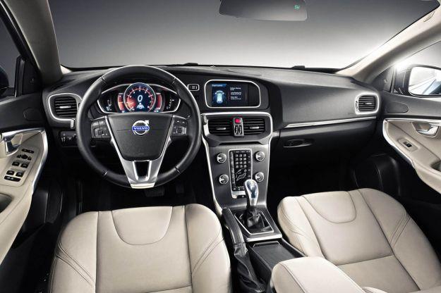 Volvo V40 2012 plancia