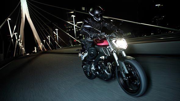 Yamaha MT 125 2014 1