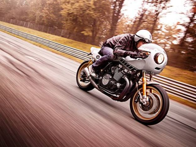 Yamaha XJR 1300 Eau Rouge 2014